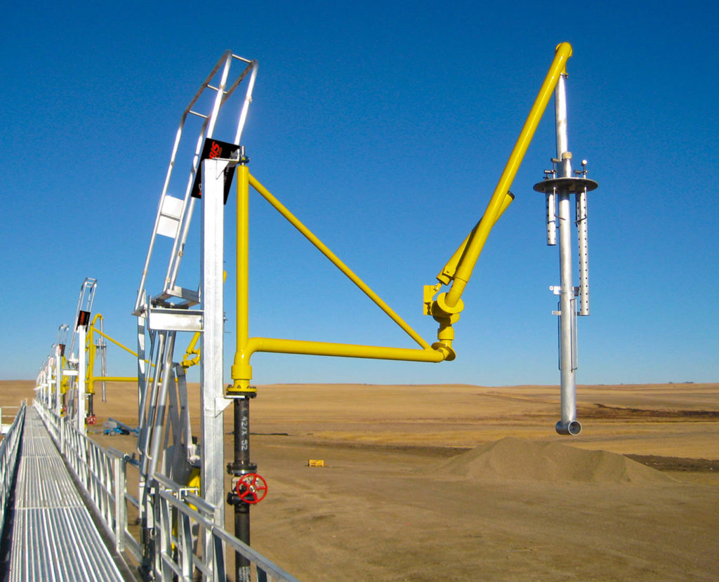 Top Loading Arms Carbis Solutions Fall Protection