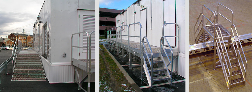 crossover and access platforms